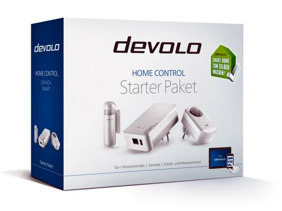 Smart Home-System devolo Home Control Starter Set