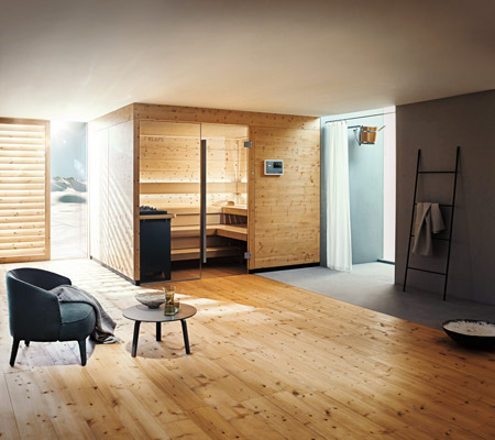 dampfbad und sauna bausparkasse schw bisch hall. Black Bedroom Furniture Sets. Home Design Ideas